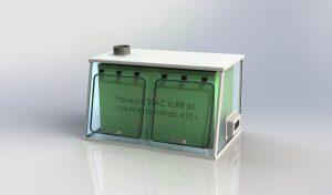 Enceinte PureProtec 015-001-020 CETAC XLR8-560