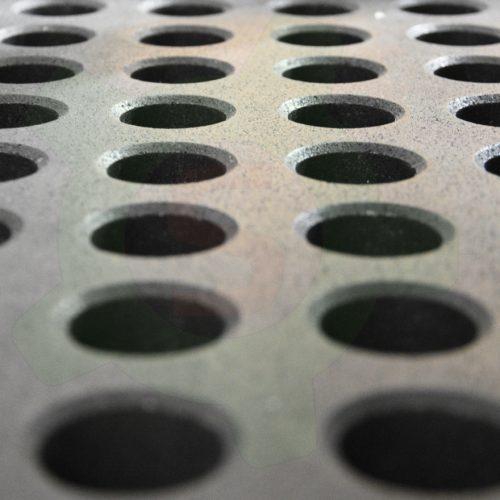 Blocs, plaques et systèmes en graphites