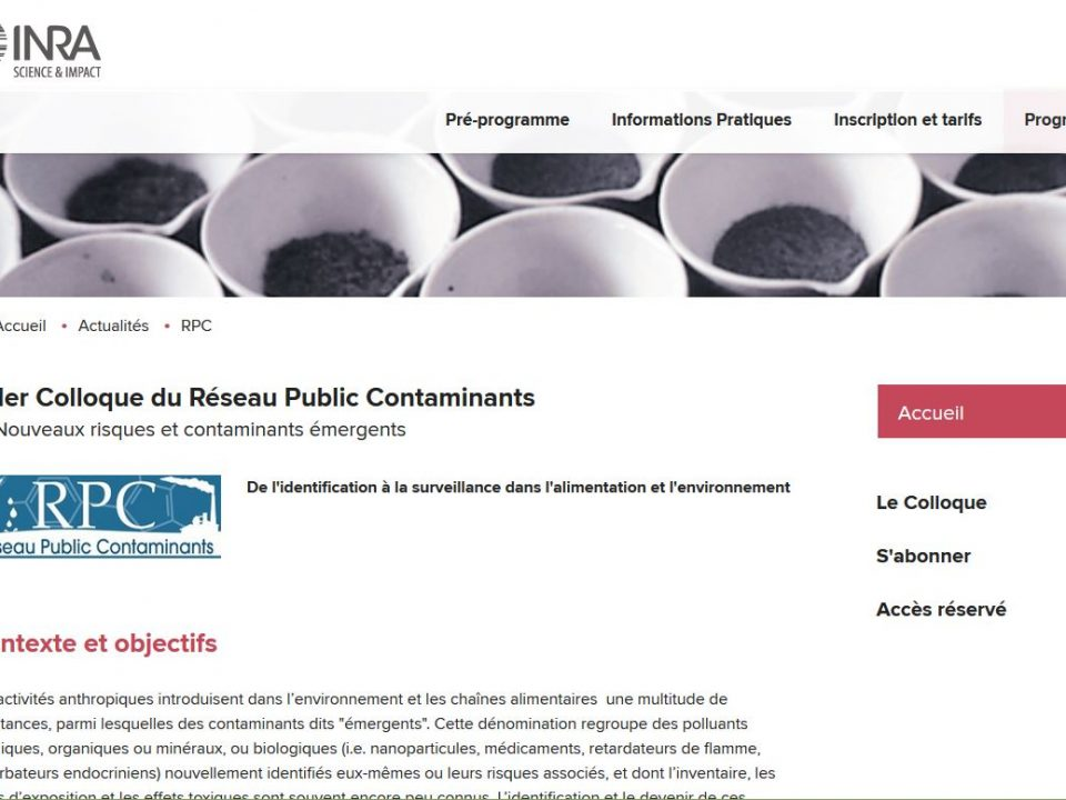 RPC INRA 2017