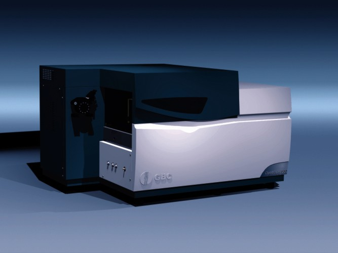 ICP-TOF-MS GBC Optimass 9600