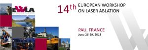 EWLA - European Workshop on Laser Ablation - Atelier Européen pour l'ablation Laser