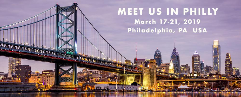 Pittcon 2019 - Philadelphie