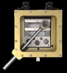 Teledyne CETAC - Ablation Laser - Chambre d'ablation HelEx II