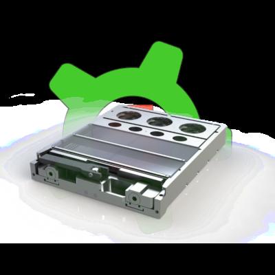 Teledyne CETAC - Iridia - Chambre Cobalt - Support échantillon