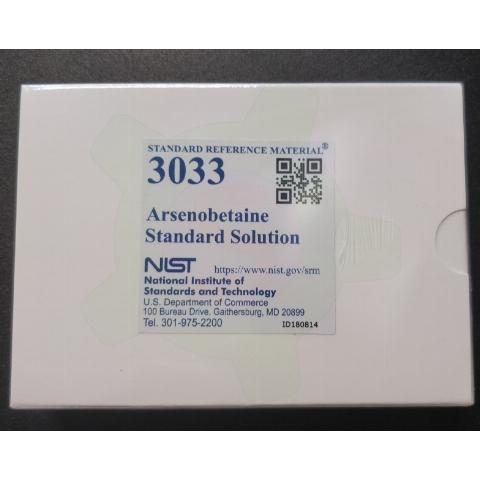 008-010-003 - SRM-3033 (NIST)
